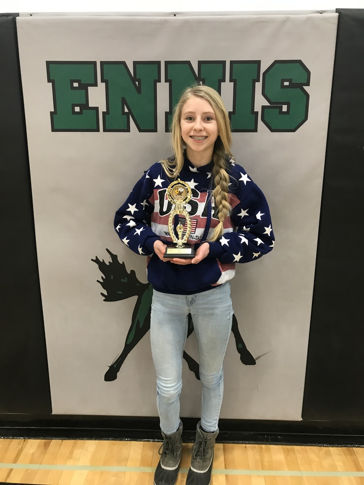 Addison Oliver wins the 2019 Spelling Bee