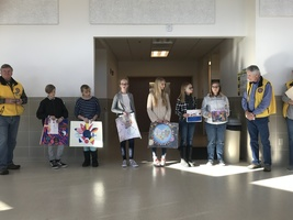 Lion's Club Peace Poster Winners