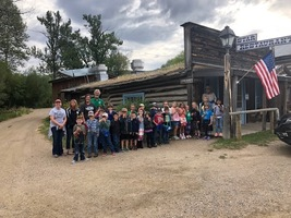 1st Grade Field Trip to Virginia and Nevada City