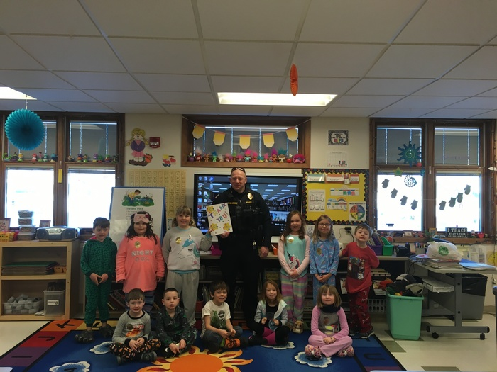 Thank you Officer Moore!