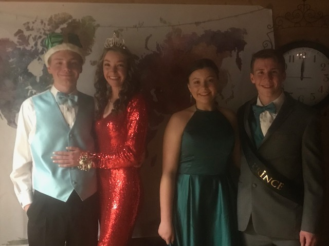 Prom 2019 Royalty