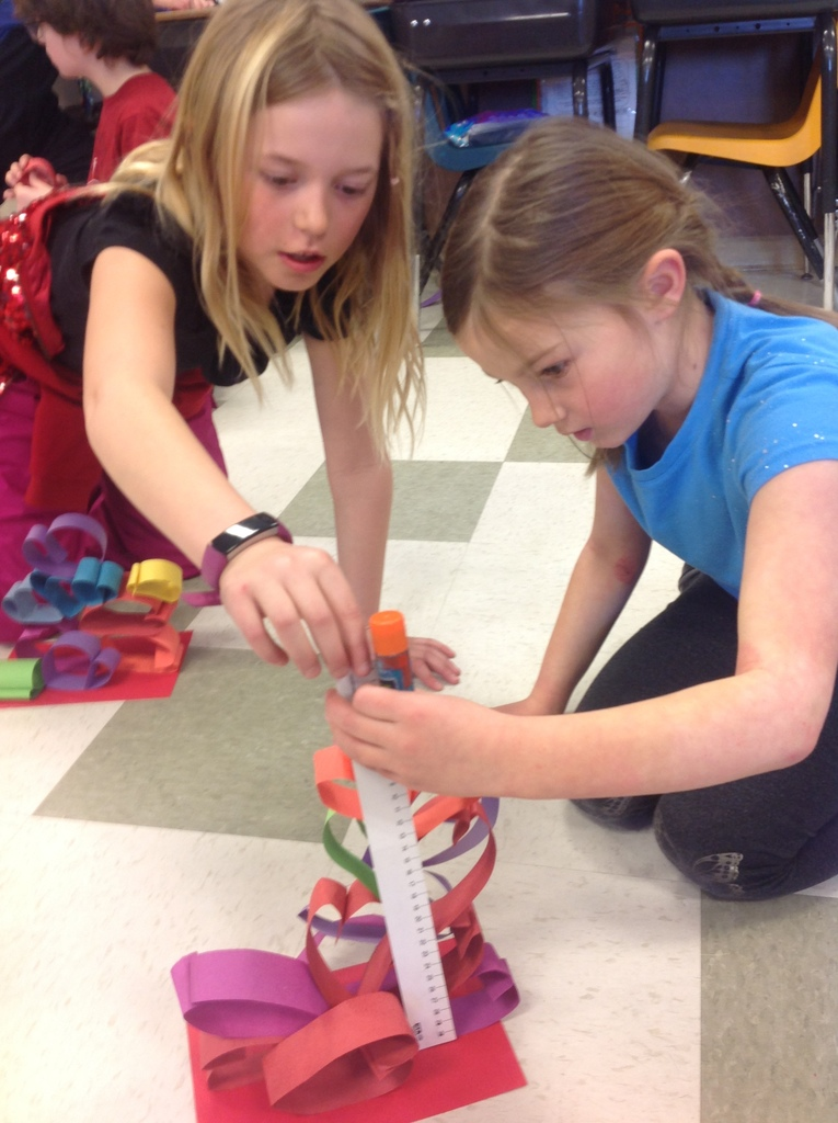 STEM heart tower building